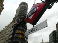 Callaos Square, Madrid, Spain