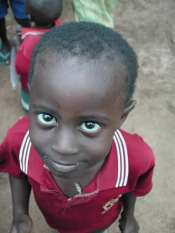 Boy in Kenya