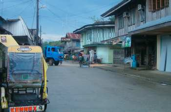 Street in The Philippines