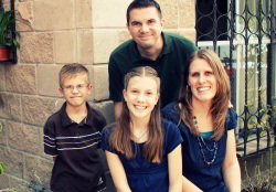 The Cottrill Family